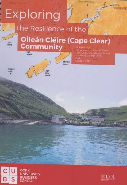 New Study on Cape Clear